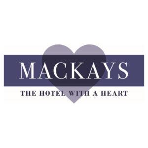 Mackays Hotel Logo